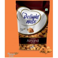 Delight Nuts Natural Almonds 200gm