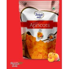Delights Nuts Dried Apricots 200gm