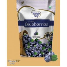Delights Nuts Dried Bluebarries 150gm