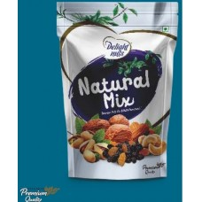 Delight Nuts Natural Mix 200gm