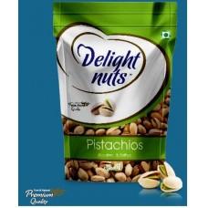 Delights Nuts R&S Pistachios 200gm