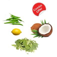 Coconut Chutney Combo