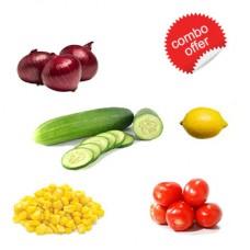 Corn Salad Combo