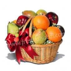 25 kg Exotic Fruit Basket